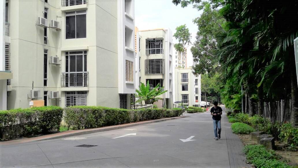 Town Villa View 1